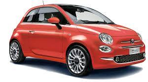 FIAT 500 199.8万円~