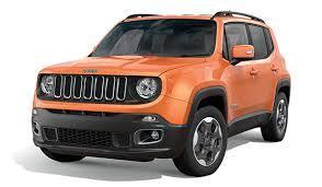 Jeep Renegade  【レネゲード】
