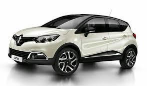 Renault CAPTUR 【キャプチャー】