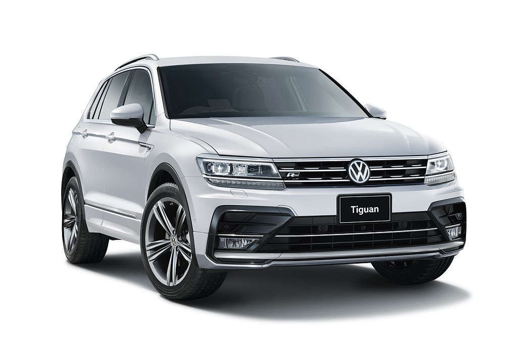 VW NEW Tiguan
