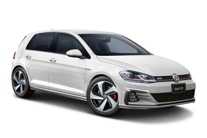 VW NewゴルフGTI
