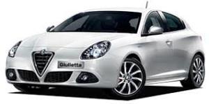 Alfaromeo Giulietta 【ジュリエッタ】