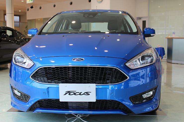 Ford FOCUS 【フォーカス】
