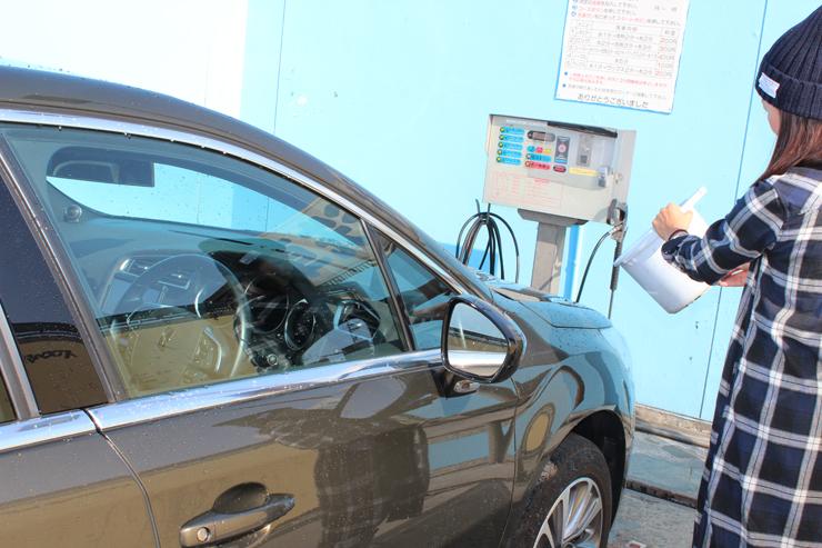 洗車の達人!