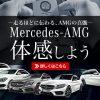 ヤナセ Mercedes-AMG 体感しよう