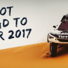 プジョー広島 メールニュース登録で当たる!PEUGEOT ROAD TO DAKAR 2017