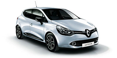 Renault LUTECIA 【ルーテシア】