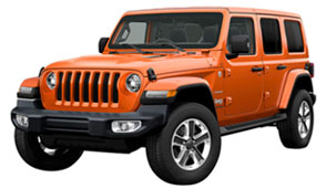 THE ALL NEW Jeep WRANGLER